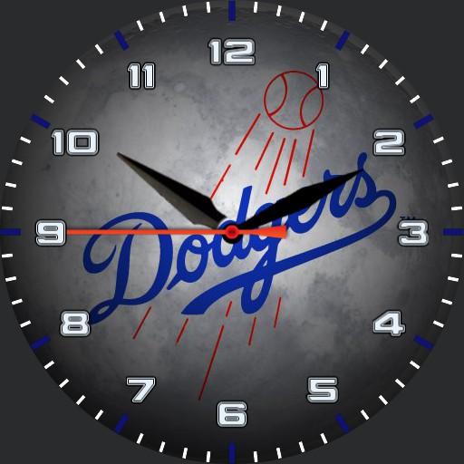 Dodgers Moon