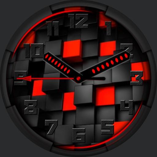 Red Black 3   4fach Slider 2 S.