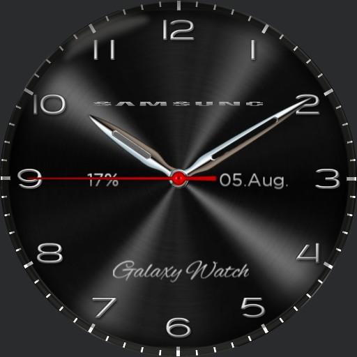 Samsung Galaxy Watch 3D