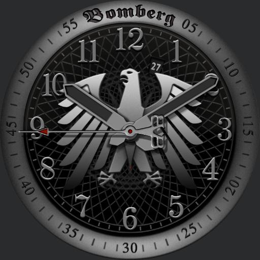 Bomberg Bolt - Globe Guard Bundesadler