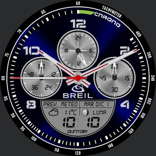Breil Black Punto81 2.0