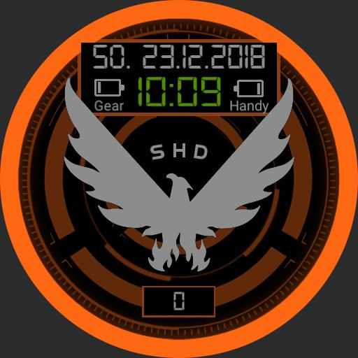The Division SHD Agent Gear