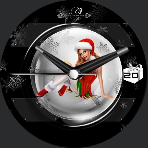 Santa Clausin 2S.