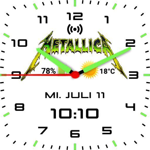 Metallica Watch