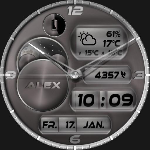 Alex Multi Analog Windows v1.0