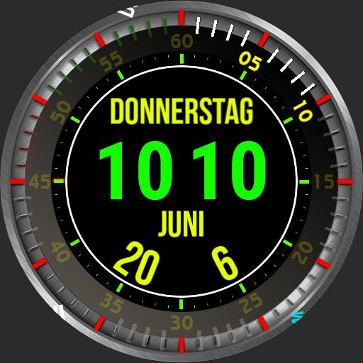 Surprise - Daul Clock III UP