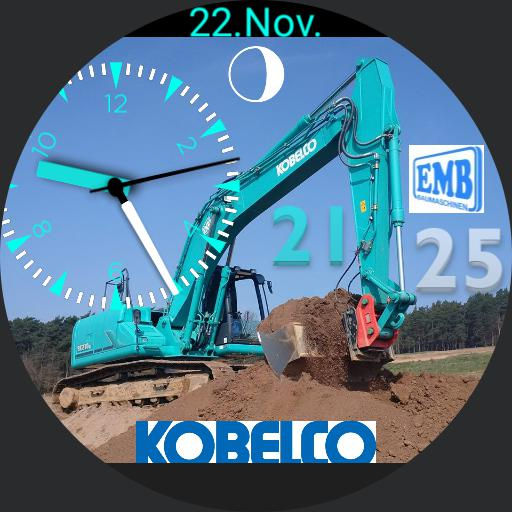 Kobelco Watch