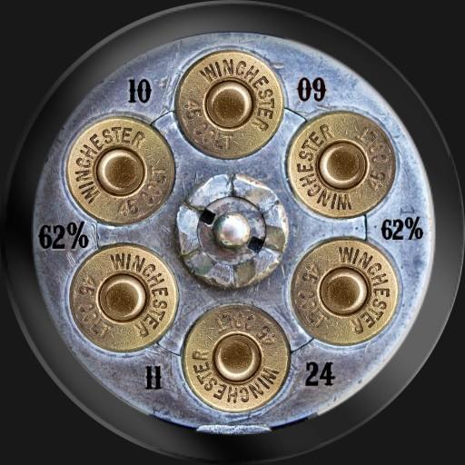 revolver cylinder digital