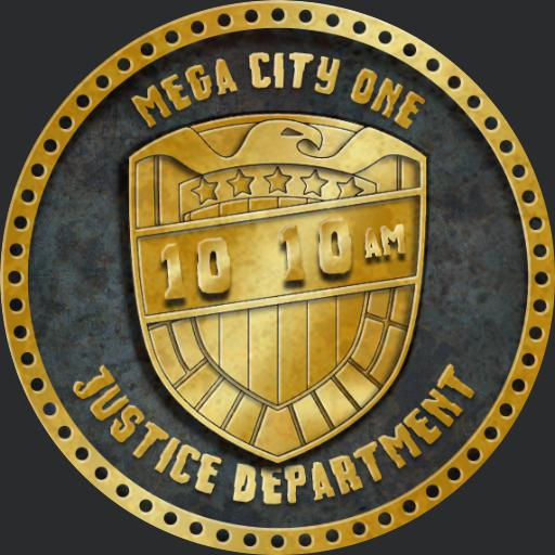 Mega City Watch