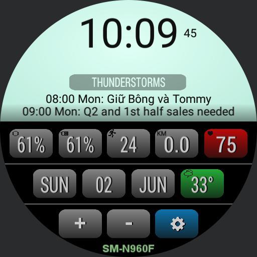 Calculator Modern