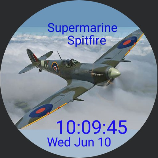 Supermarine Spitfire V1.1