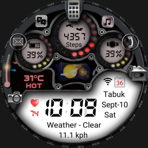 ultimate analog watch