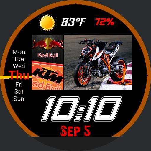 KTM Super Duke R  v.2