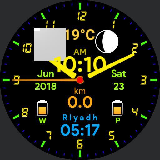 Beautiful Multi Watch