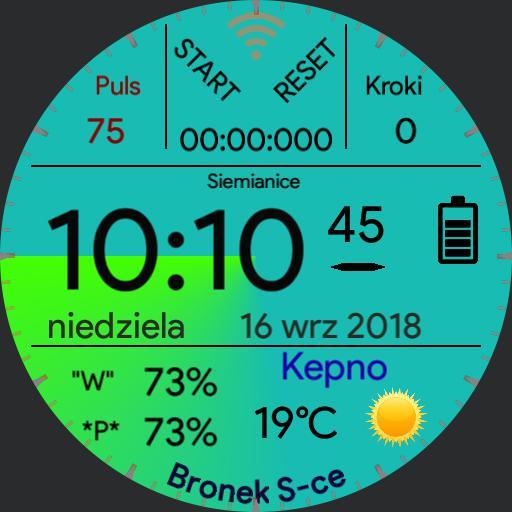 Broneksce radar
