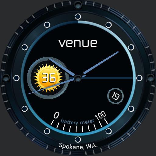Venue V 2.0 Weather