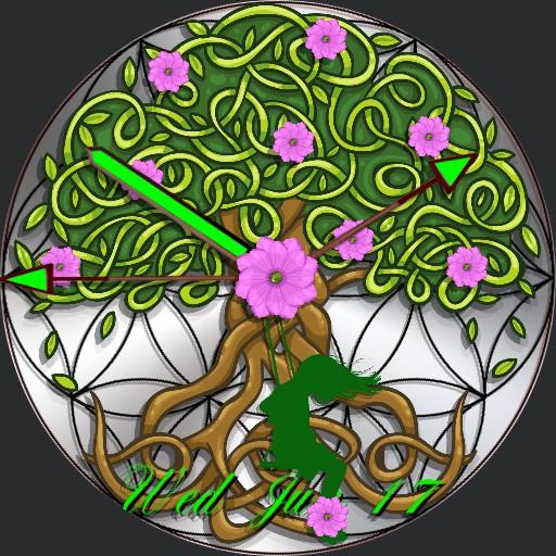 Tree of life swing