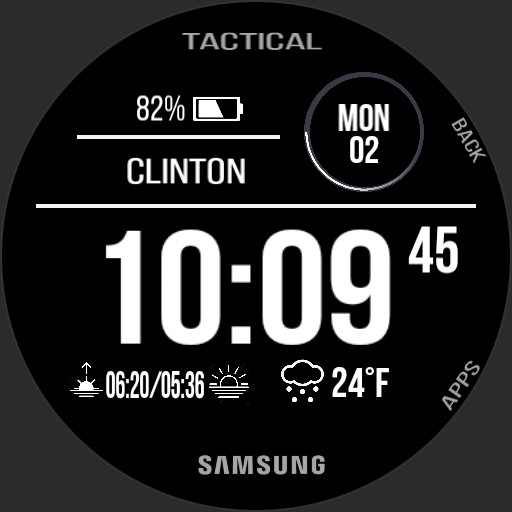 Garmin Tactical