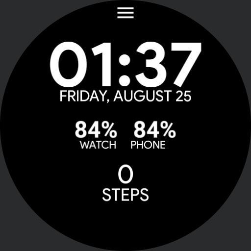 Simple v2 - Circle Edition
