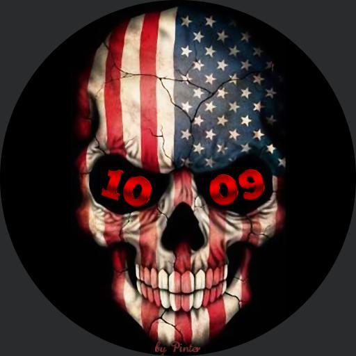 US skull