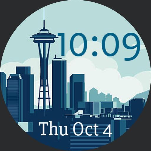 Seattle /w complication