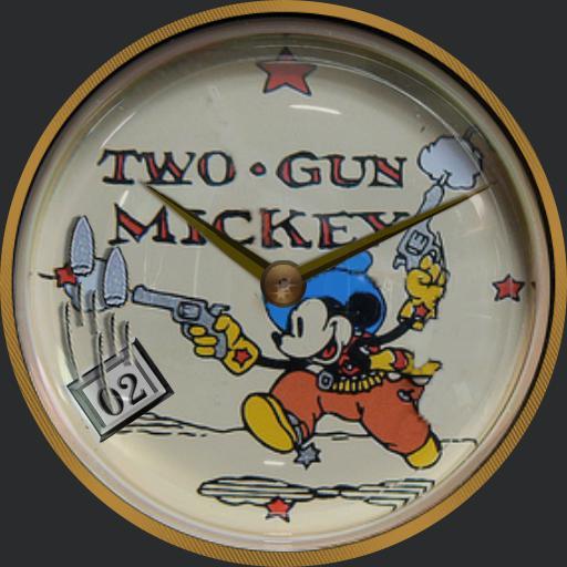 Request Mickey 2 guns