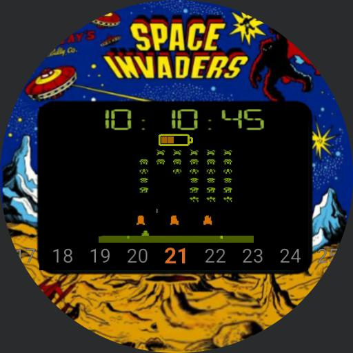 Space Invader Copy