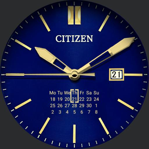 Citizen with Date