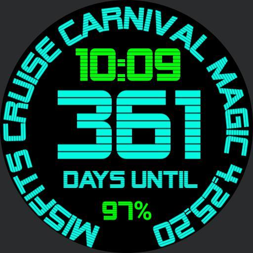 misfits countdown