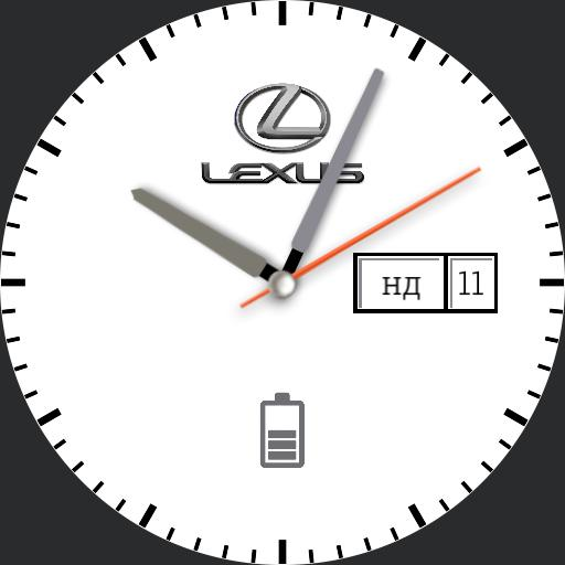 Lexus Watch