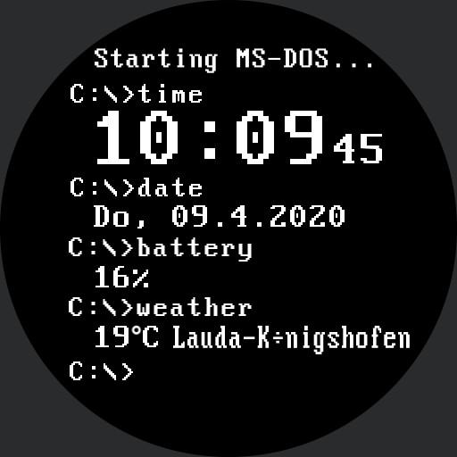 Ms DOS v1.1