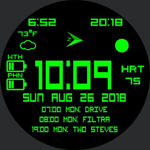 Onesource Watchface