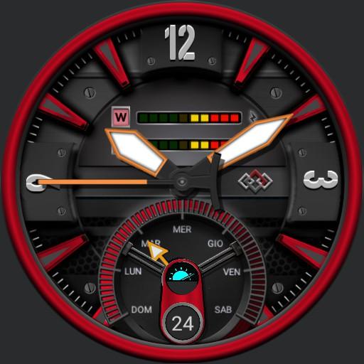 Orilama watch 90