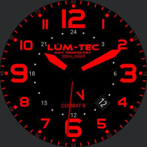 Lum-Tec Combat B