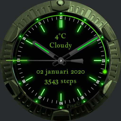 Simple Green Neon V2