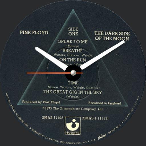 Dark Side of Time