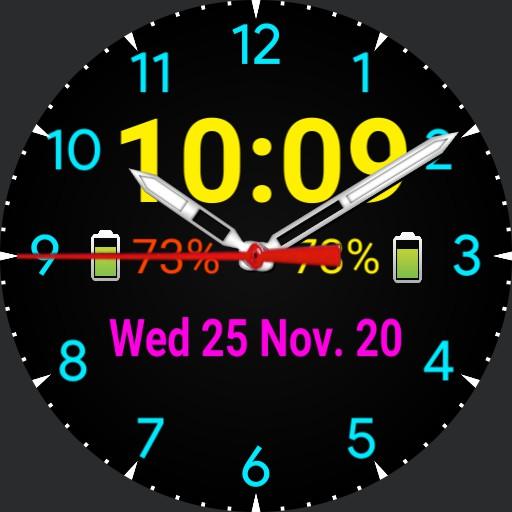24hr Watch 2020