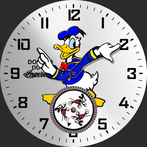 Ingersoll - Donald Duck 60th Anniversary Limited Edition - BAMM