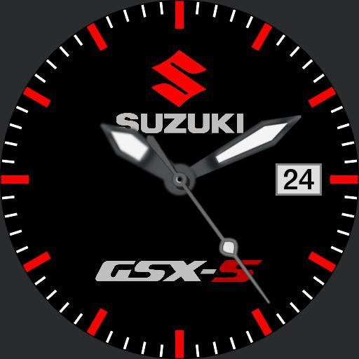 Suzuki GSX-S MW02