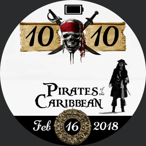 Pirates of the Caribbean Jack