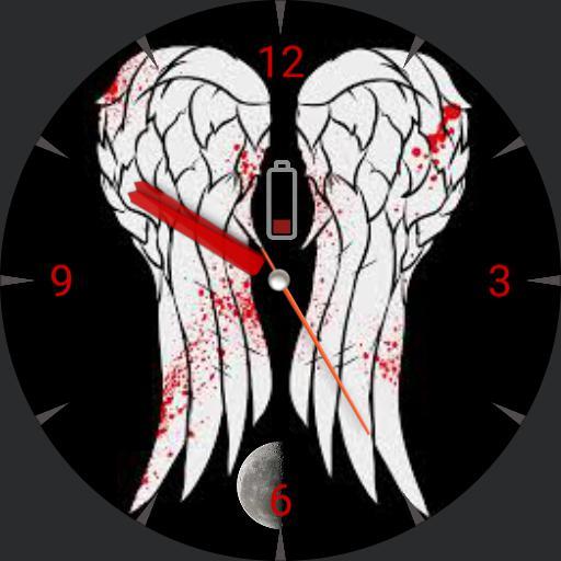 Daryl Dixon Wings