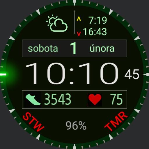 ToSiRo SunSet