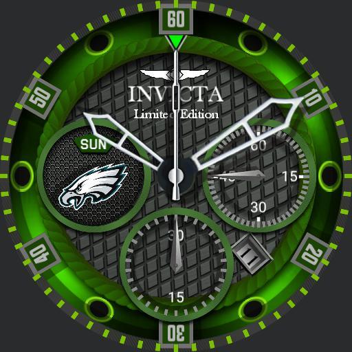 Eagles Invicta Edition