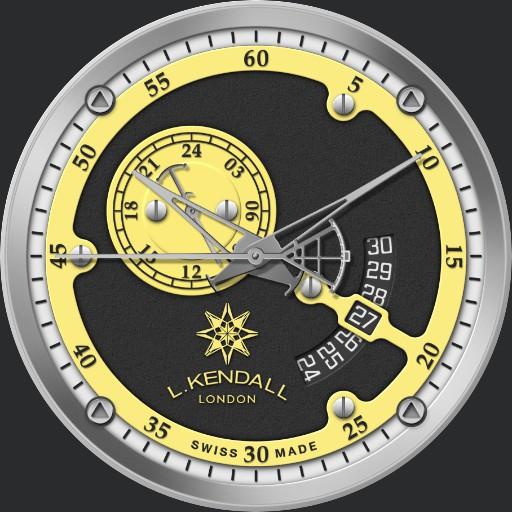L. Kendall K7 Automatic // K7-0040