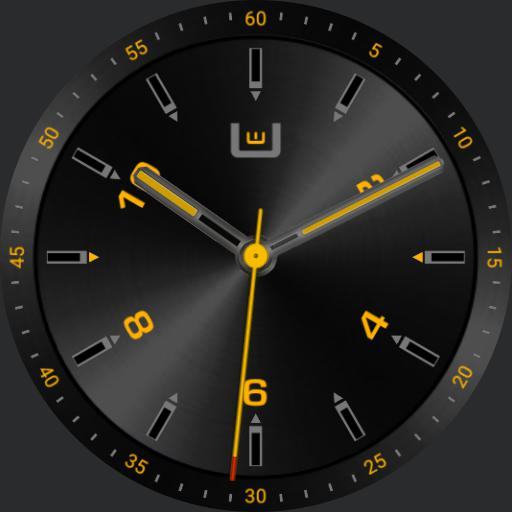 U-watch black