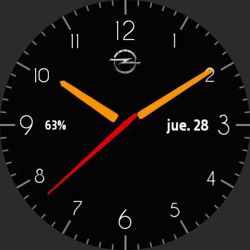 Simple Opel Watch