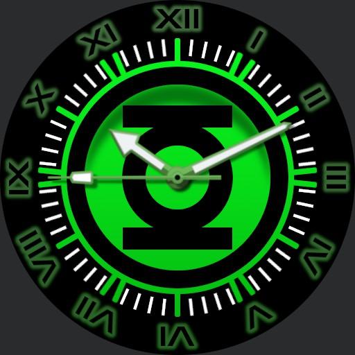 ZDNT44 Green Lantern