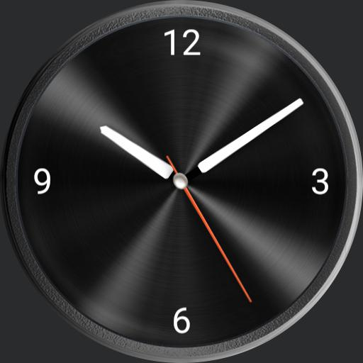 Super useful analog clock