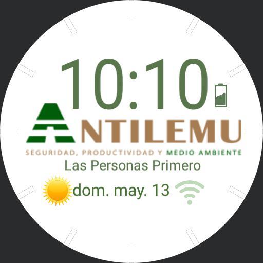 Antilemu watch