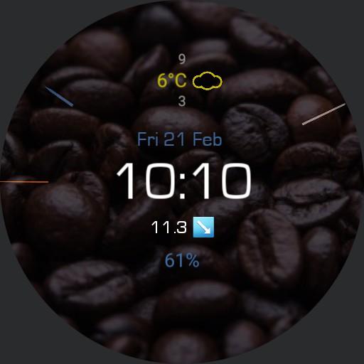 Simple Xdrip Coffee